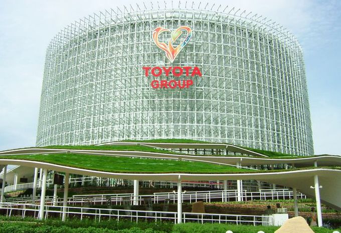 Toyota vaut 53,4 milliards de dollars #1