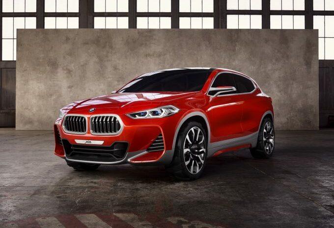 BMW X : une nouvelle vague #1