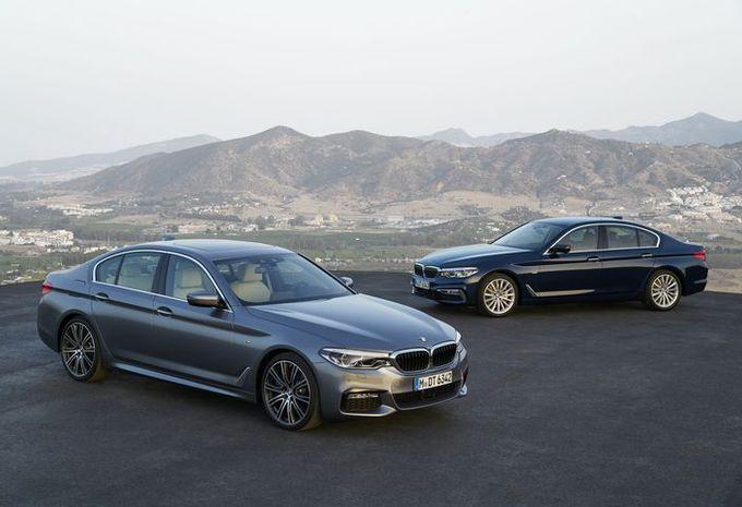 BMW Série 5 : la nouvelle génération G30 #1