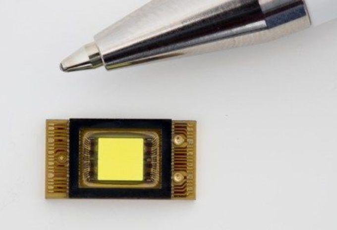 Smart Pixel : un éclairage intelligent pour les futures Mercedes !    #1
