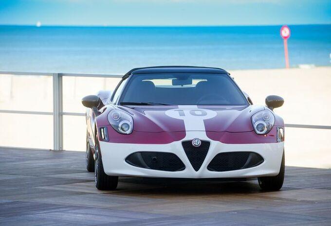 4C Spider « Edizione Corsa » : juste 35 Alfa exclusives !  #1