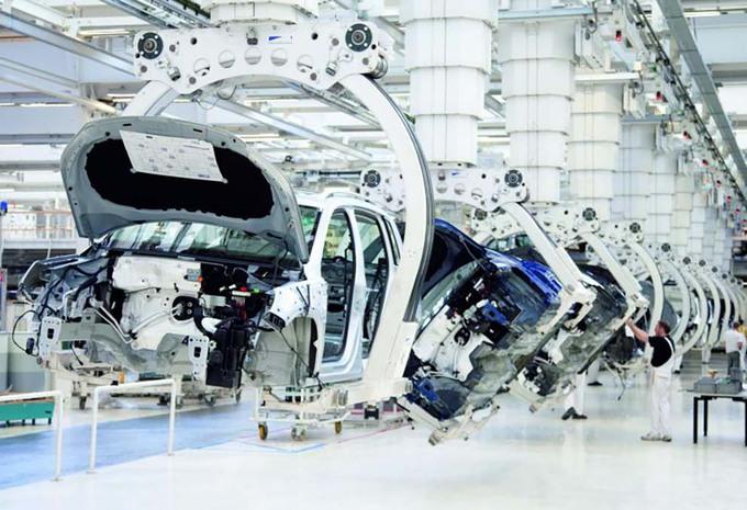 Volkswagen : 25.000 emplois de moins sans licencier #1