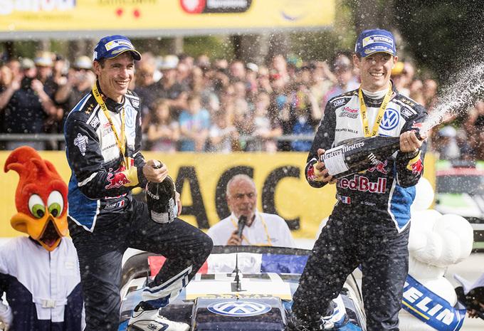 Sportweekend: WRC-titel voor Ogier, Wittmann en Audi winnen DTM #1