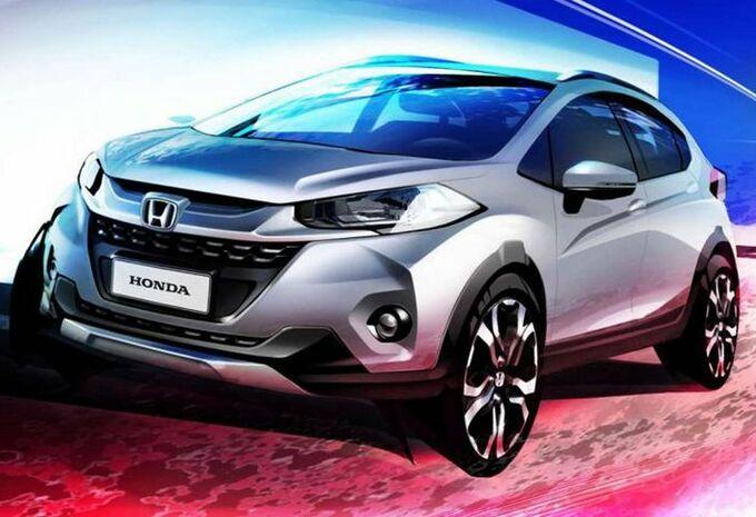Honda WR-V : SUV sud-américain #1