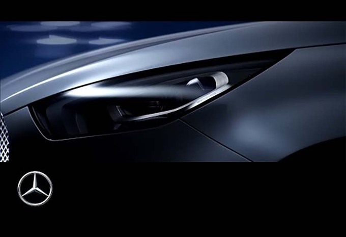 Video: nog een teaser van nieuwe Mercedes pick-up   #1