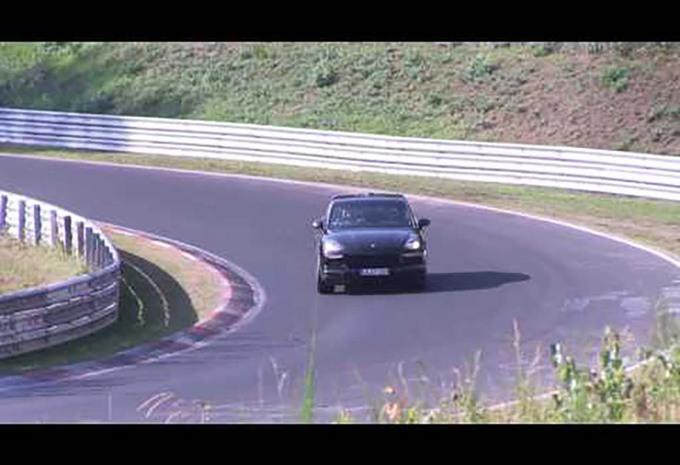 Porsche Cayenne : La 3ème génération arrive ! #1