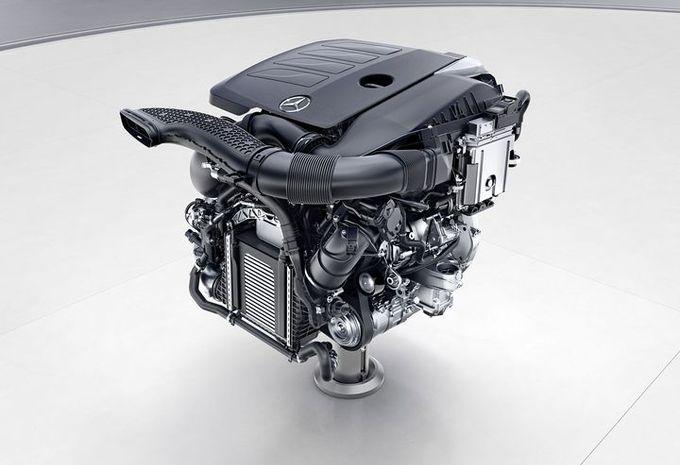Nouveaux 4-, 6- et 8- cylindres Mercedes #1