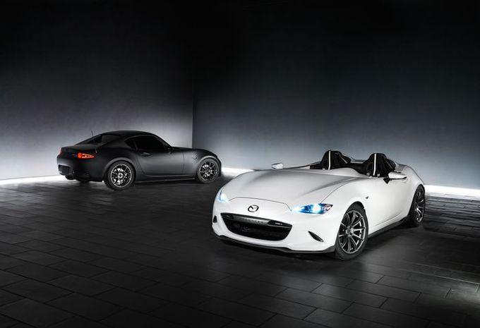 SEMA 2016 : Mazda MX-5 Speedster Evolution et RF Kuro #1