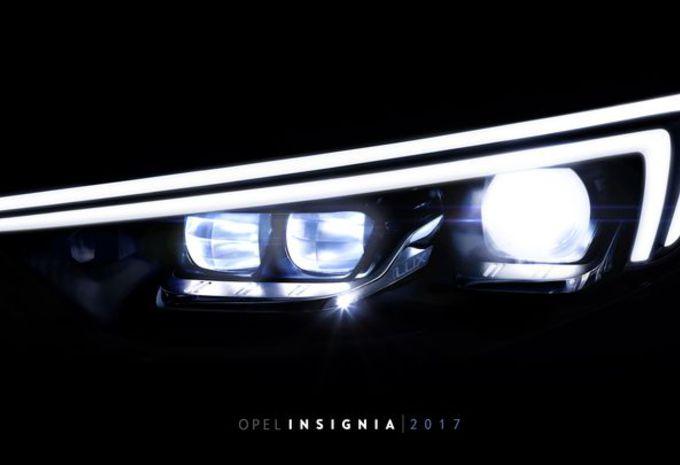 Nouveaux phares LED pour l'Opel Insignia #1