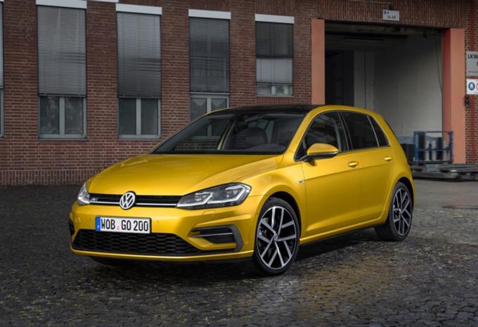 Facelift voor Volkswagen Golf