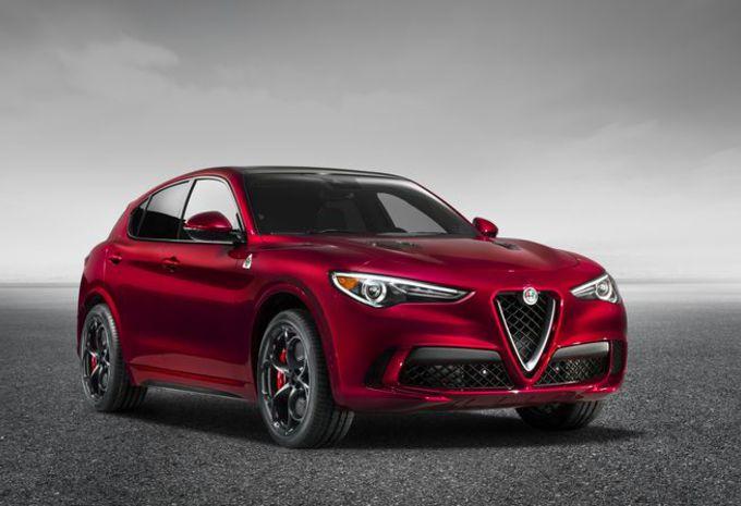 Alfa Romeo Stelvio: alpiene SUV met klaverblad #1