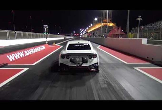 ONGEWOON – Nissan GT-R is snelste ter wereld #1