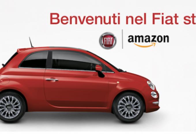 Amazon verkoopt nu ook auto's #1