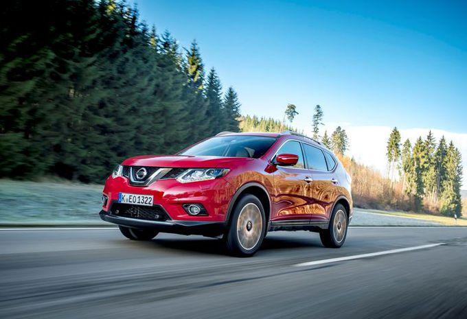 Diesel plus puissant pour le Nissan X-Trail #1