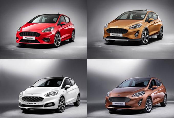 Nu met alle info: Fords nieuwe Fiesta #1