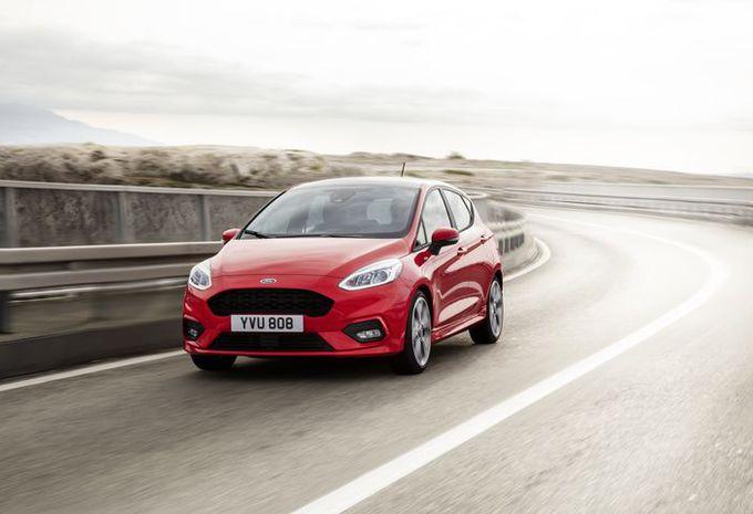 Ford Fiesta : un cran au-dessus #1