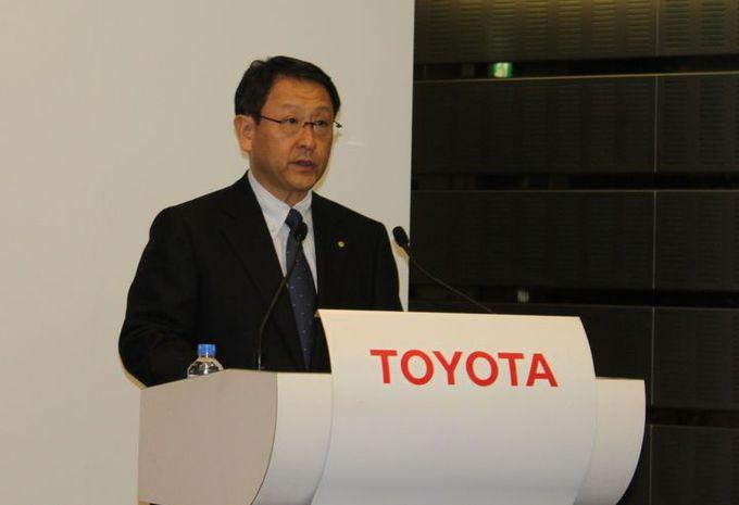 Toyota 100 % électrique : le grand patron à la barre #1