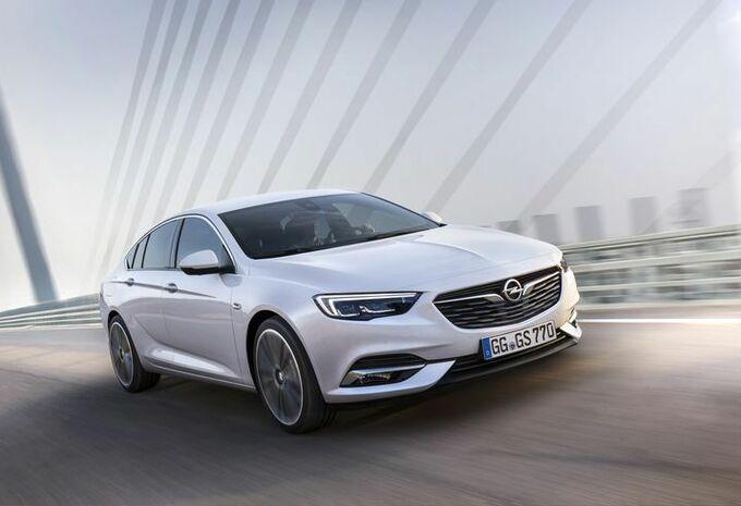 Opel Insignia Grand Sport : un autre visage #1