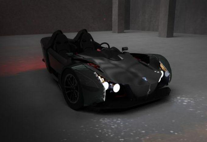 Girfalco Azkarra : 3 roues et électrique #1