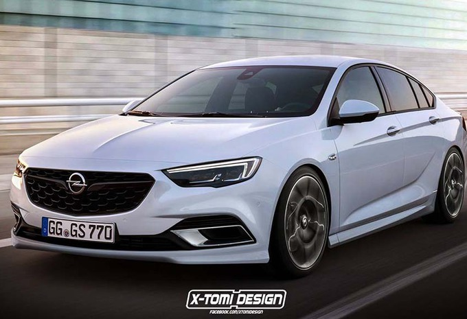 Opel Insignia Grand Sport : Et l'OPC ? #1