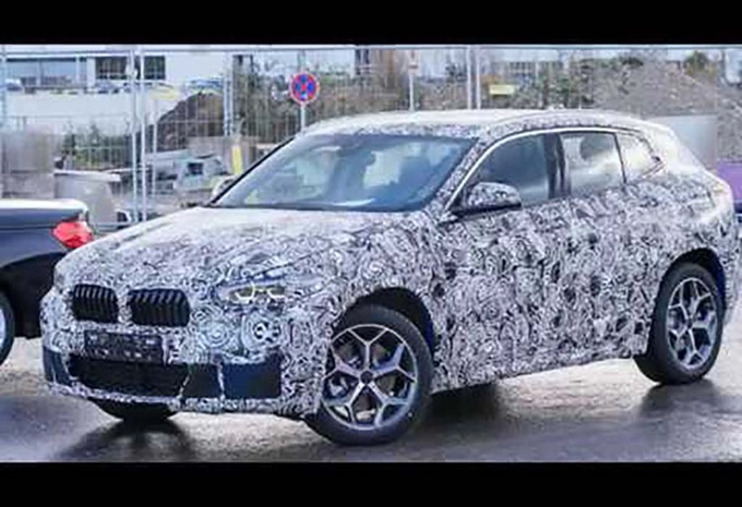 BMW X2 : Il arrive ! #1