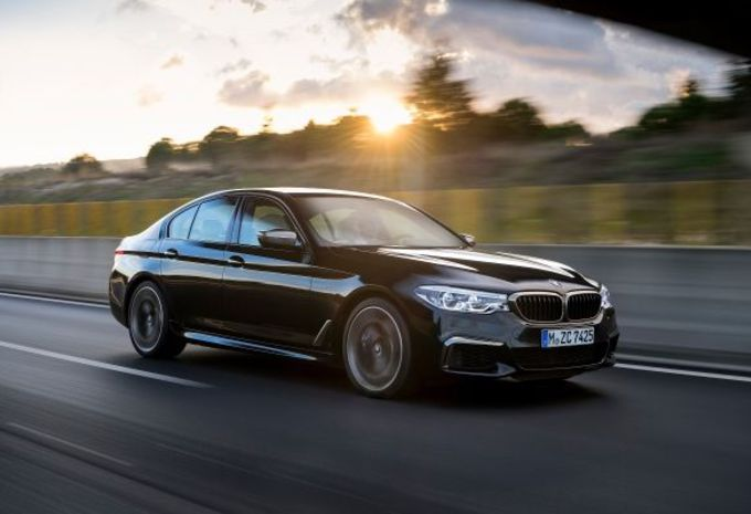 BMW M550i xDrive : en attendant la M5 #1