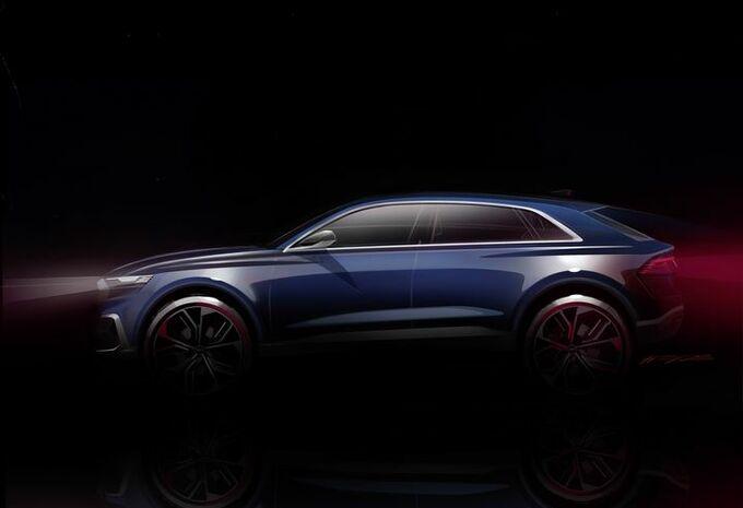 Audi Q8 Concept: nouveau modèle en vue #2