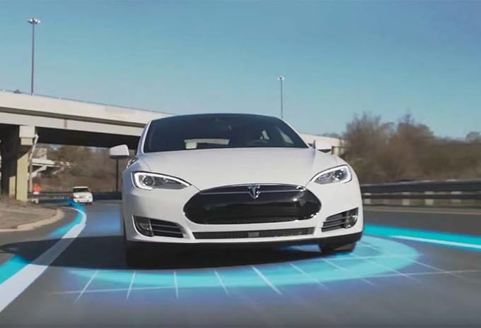 Tesla: Le nouvel Autopilot en retard #1