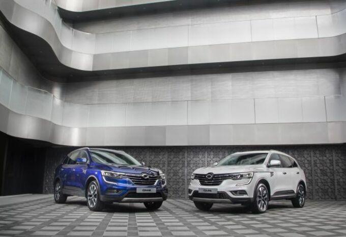 Renault délègue ses SUV à Samsung Motors #1