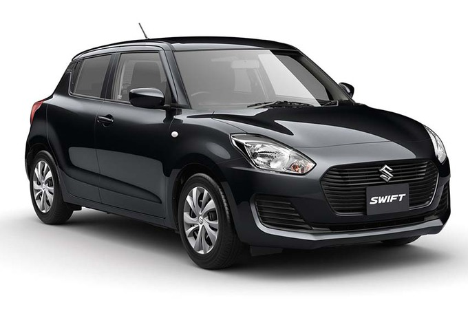 Suzuki Swift 2017 Moniteur Automobile