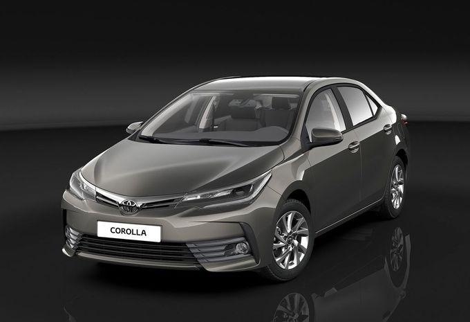 Toyota : un bloc BMW pour la future Corolla ?  #1