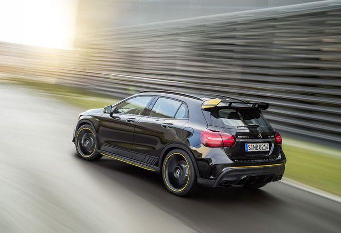 Mercedes GLA: facelift in Detroit #5