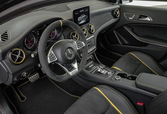 Mercedes GLA: facelift in Detroit #6