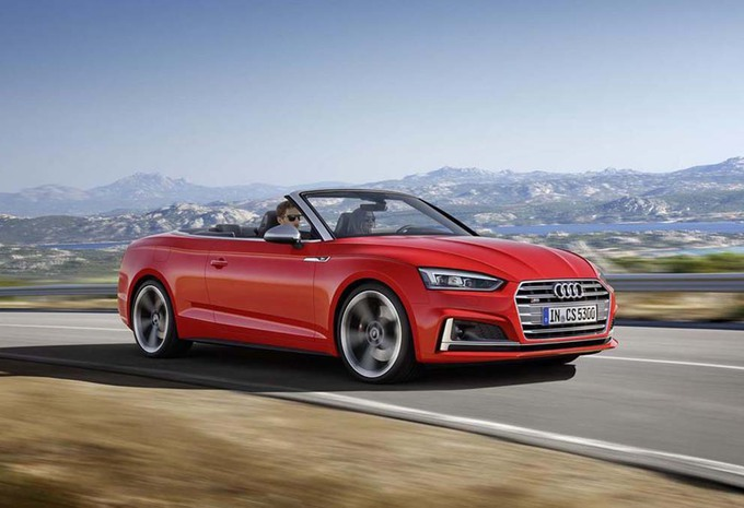 Audi S5 Cabriolet wordt 40 procent stijver #3