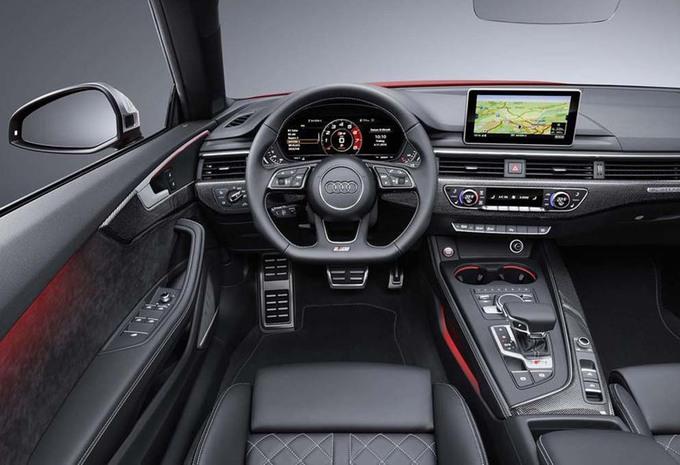 Audi S5 Cabriolet wordt 40 procent stijver #10