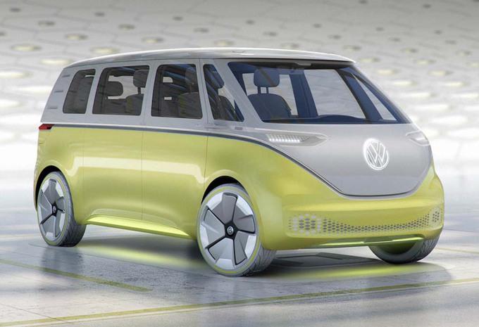 Volkswagen I.D. Buzz : Le Microbus ressuscité #1