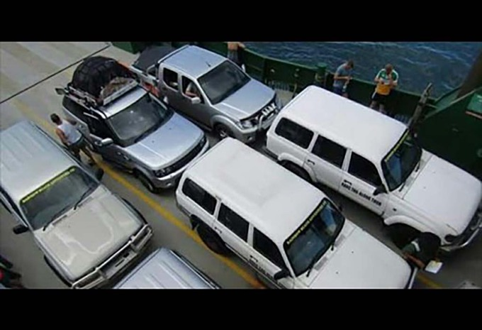 BIJZONDER – Toyota Land Cruiser met amfibische ambities #1