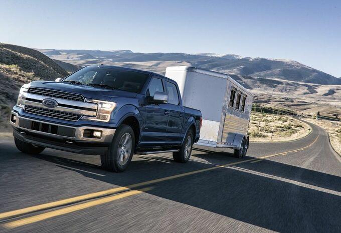Ford F-150: nu ook met dieselmotor #5
