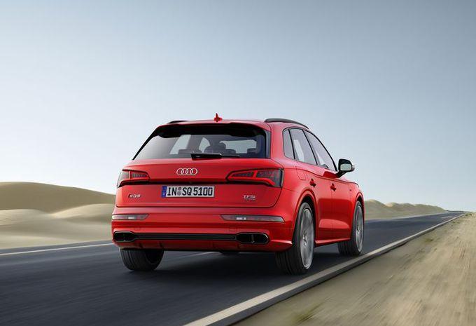 Audi SQ5 3.0 TFSI: über-Q5 #2