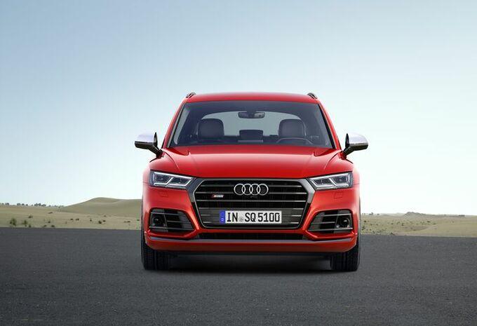 Audi SQ5 3.0 TFSI: über-Q5 #7