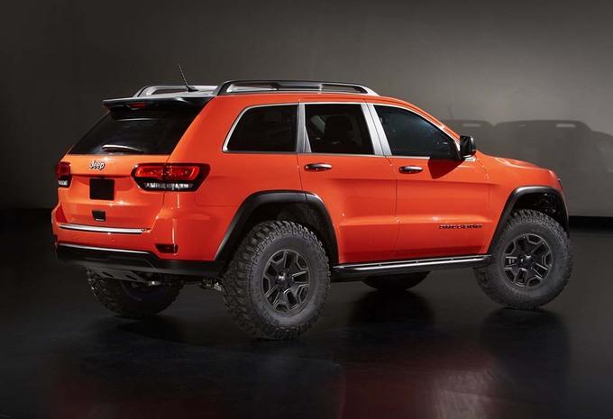 Jeep: Alfa-chassis voor Grand Cherokee #1