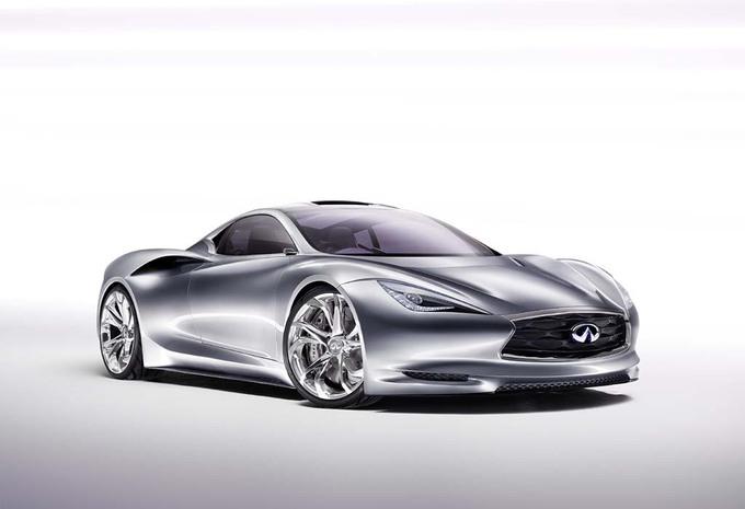 Infiniti : Première voiture électrique en 2020 #1