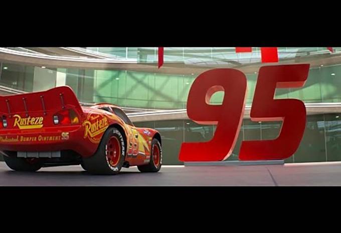 Cars 3: De trailer #1