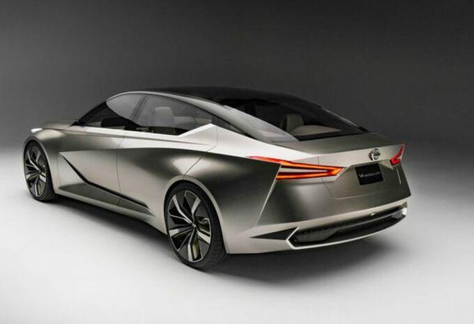Nissan Vmotion 2.0 : concept de grande berline #8