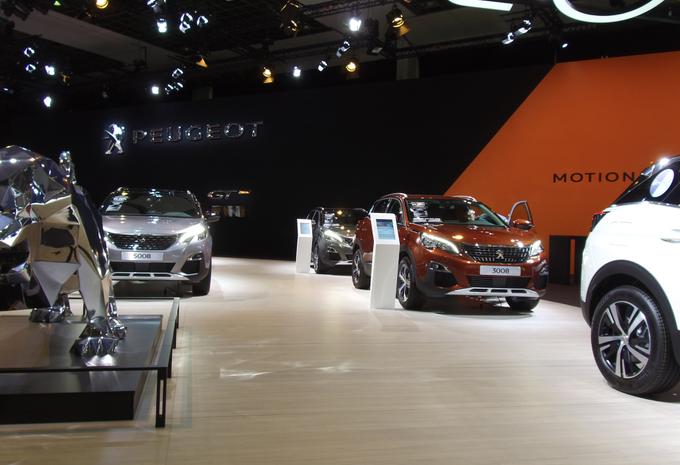 Virtueel bezoek Paleis 4 - Kia, Infiniti, DS, Citroën, Peugeot, Honda #1