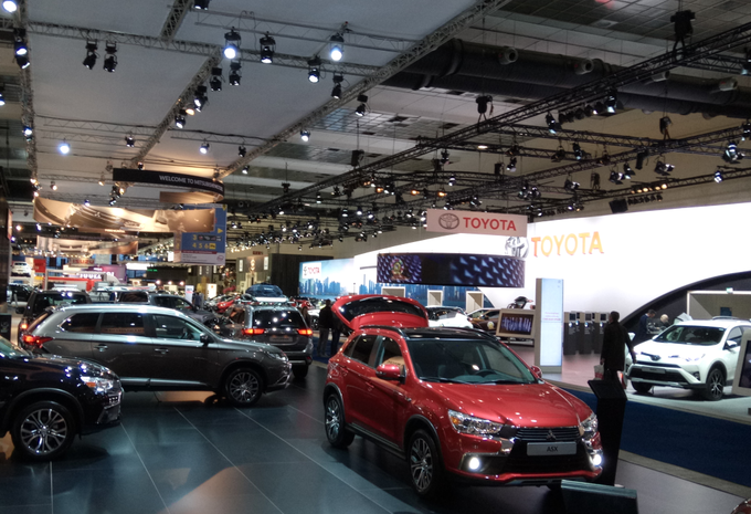 Virtueel bezoek Paleis 9 - Toyota, Suzuki, SsangYong, Isuzu en Mitsubishi #1