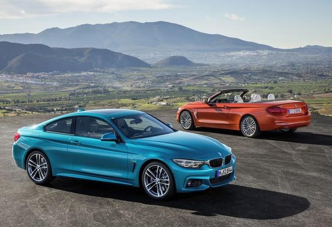 BMW Série 4 : retouches stylistiques #1