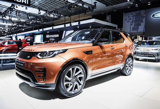 VIDEO - Autosalon van Brussel 2017: Onze reportage over SUV #1