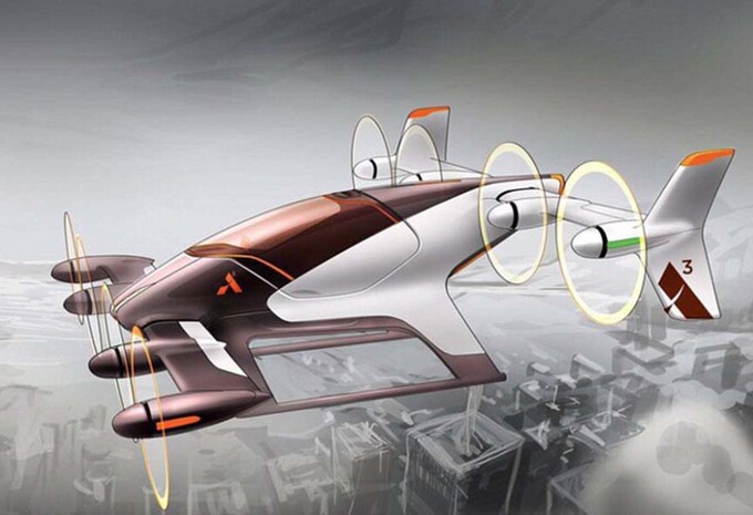 Airbus peaufine sa… voiture volante ! #1