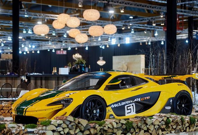 Dream Cars: om het salon in luxe af te sluiten #1